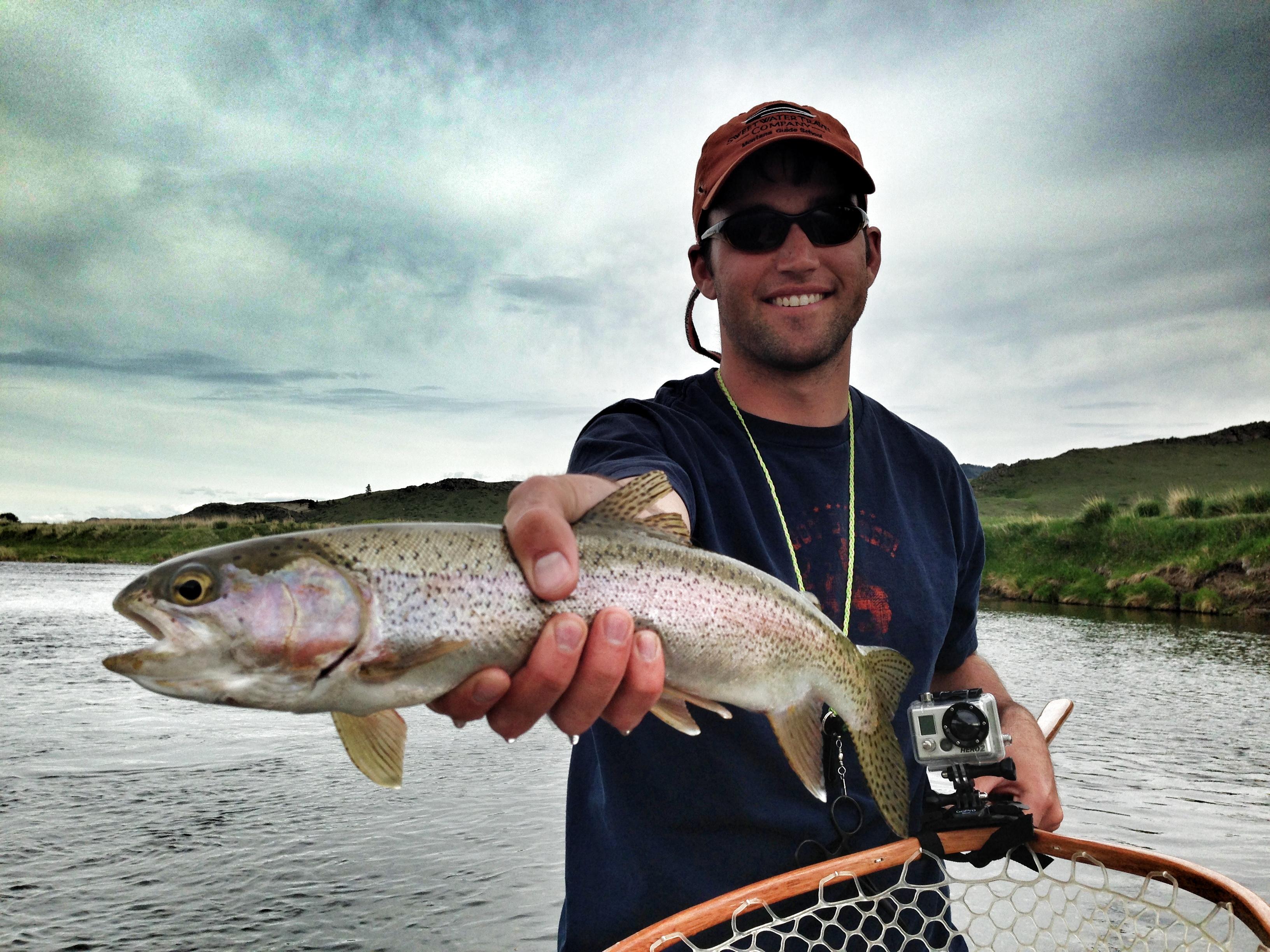 Missouri river fishing report 6 2 13 crosscurrents fly for Missouri fishing report