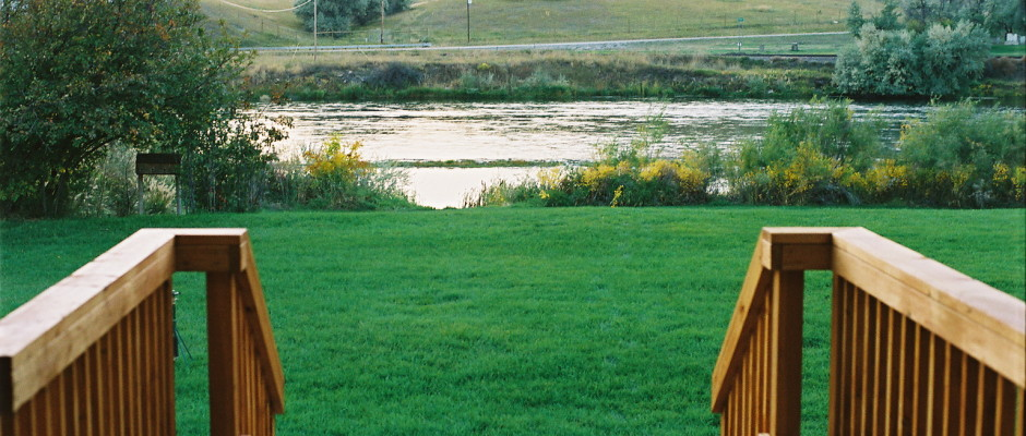 LODGING ON THE MISSOURI RIVER AND BEYOND
