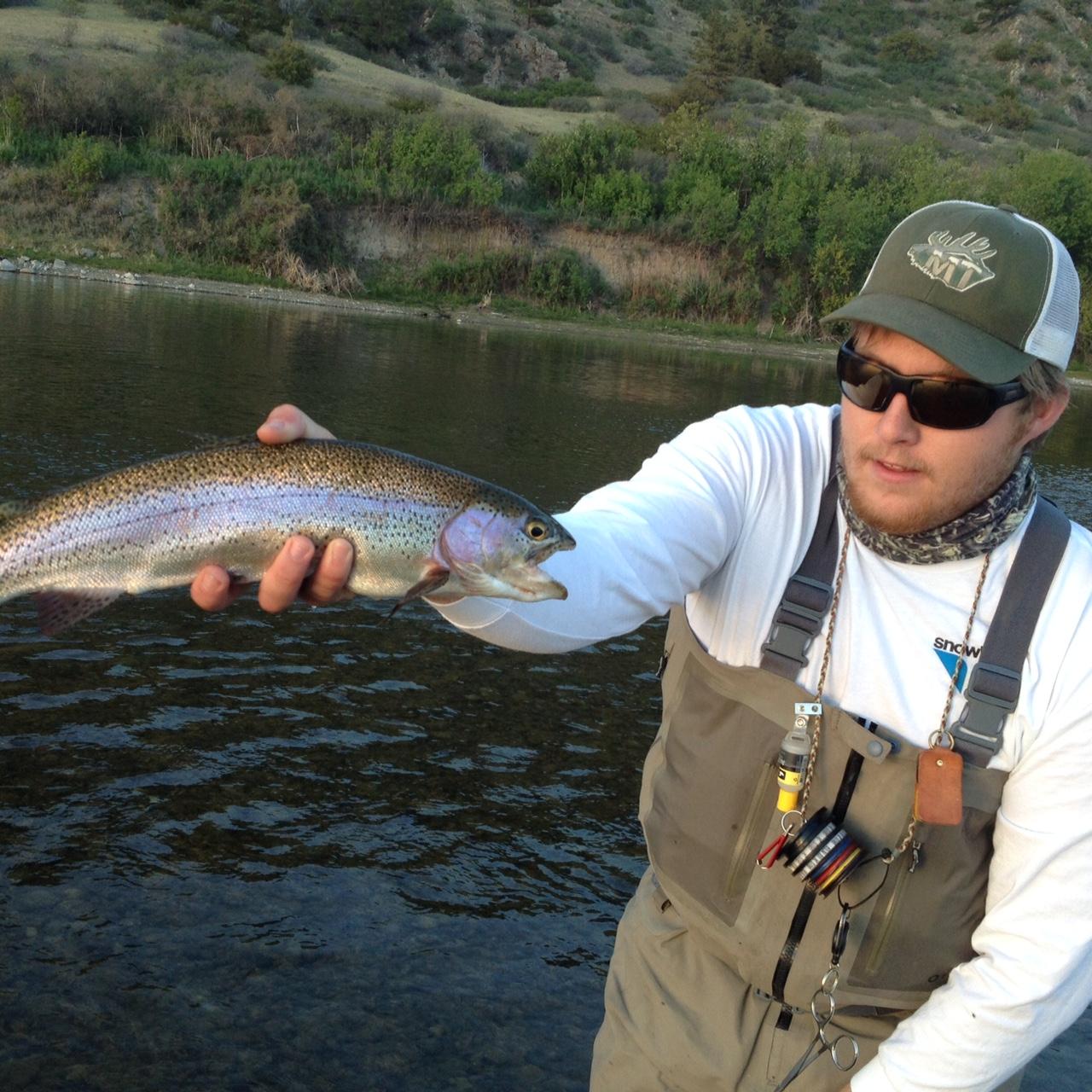 Missouri river fishing report 5 smorgasbord edition for Missouri fishing report