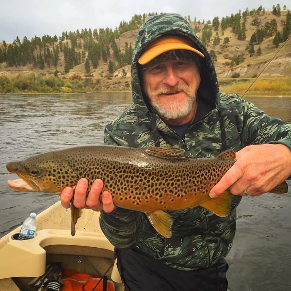Missouri river fishing report 9 29 16 crosscurrents fly for Missouri fishing report