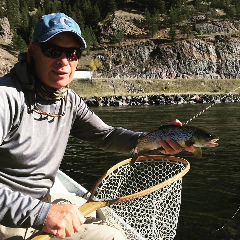 Missouri river fishing report 10 27 16 crosscurrents for Missouri fishing report