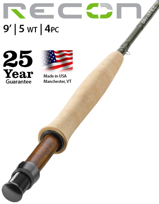 Orvis Recon 9' 5-weight Fly Rod