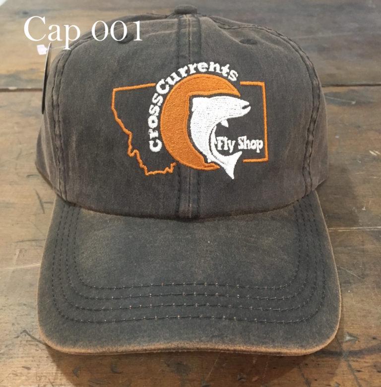 CCFS Logo Embroidered Ball Cap