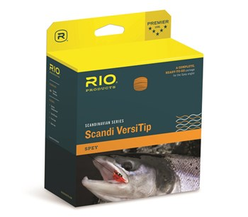 RIO Scandi-Short Versitip Spey Fly Line