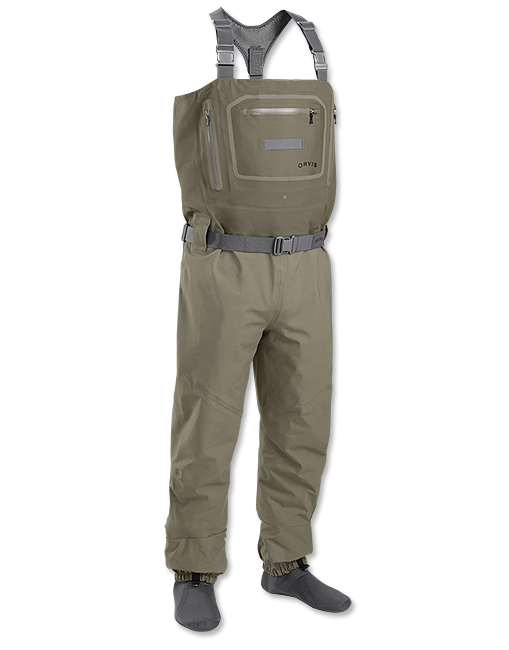 Orvis Silver Sonic Guide Waders Hard Core And Feature Laden
