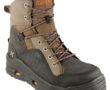 Korkers Buckskin Wading Boot front angle view