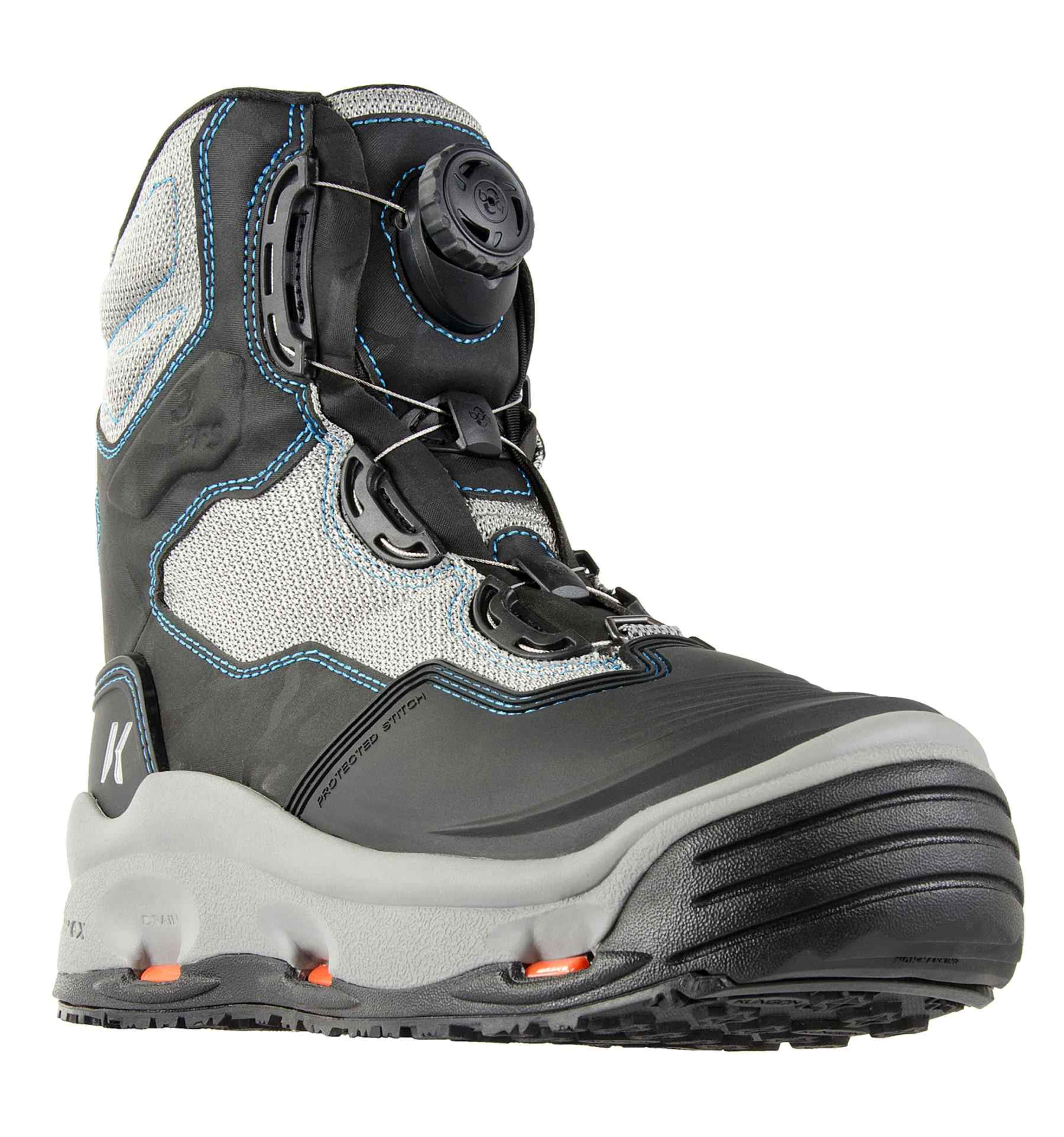 Korkers Women S Darkhorse Wading Boot With Boa Ultimate