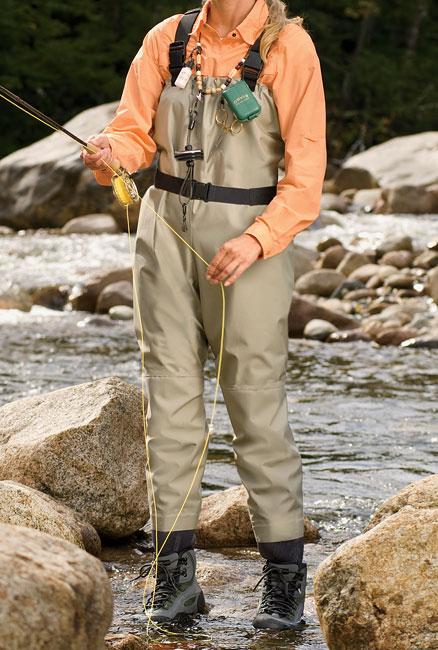 Orvis Woman's Endura Stockingfoot Waders