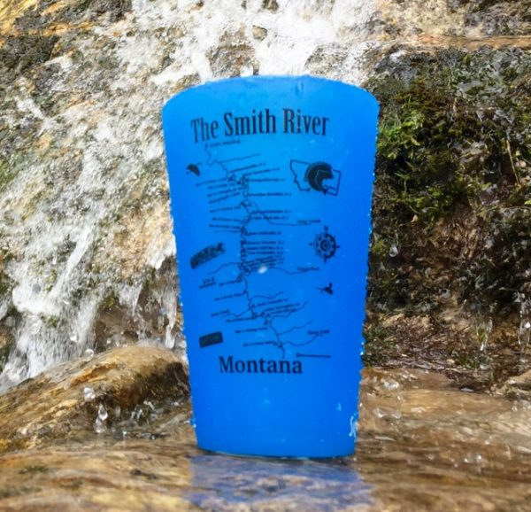 Silipint with Smith River Map & CCFS Logo