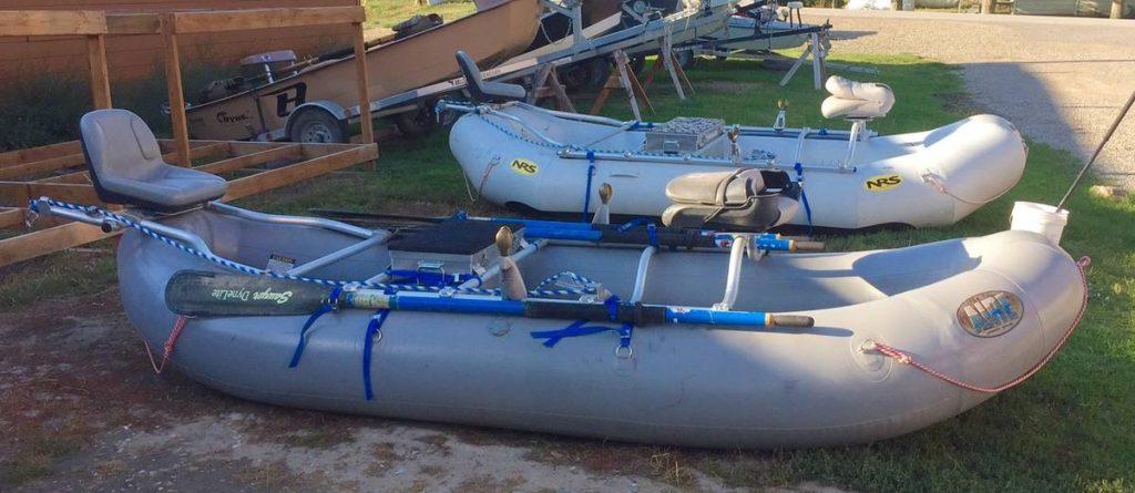 2016 AIRE Super Puma Raft