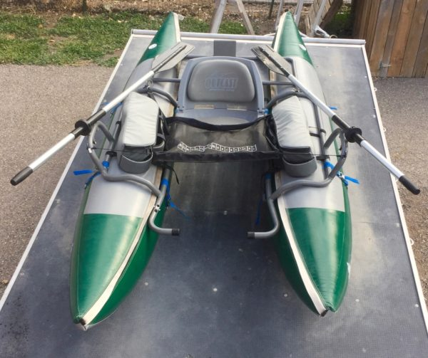 Outcast PAC 1000 Package -Used