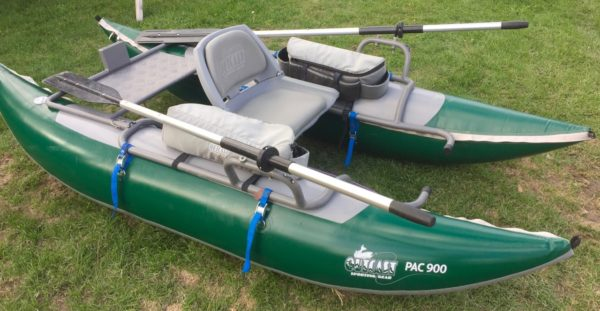 Outcast PAC 900 Package -Used