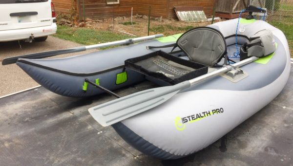 Outcast OSG Stealth Pro Package -Used