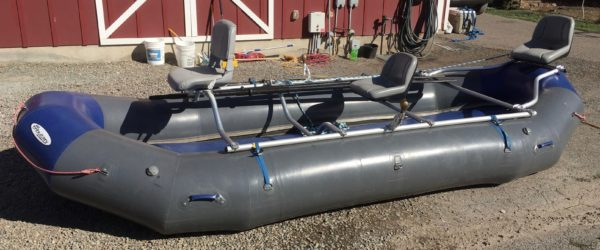 AIRE Tributary 16HD Raft Package -Used