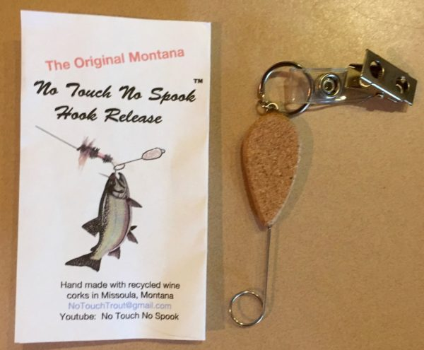 No Touch No Spook Hook Release