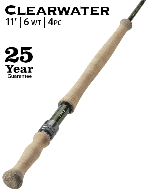 Orvis Clearwater 11' 6wt Switch Rod