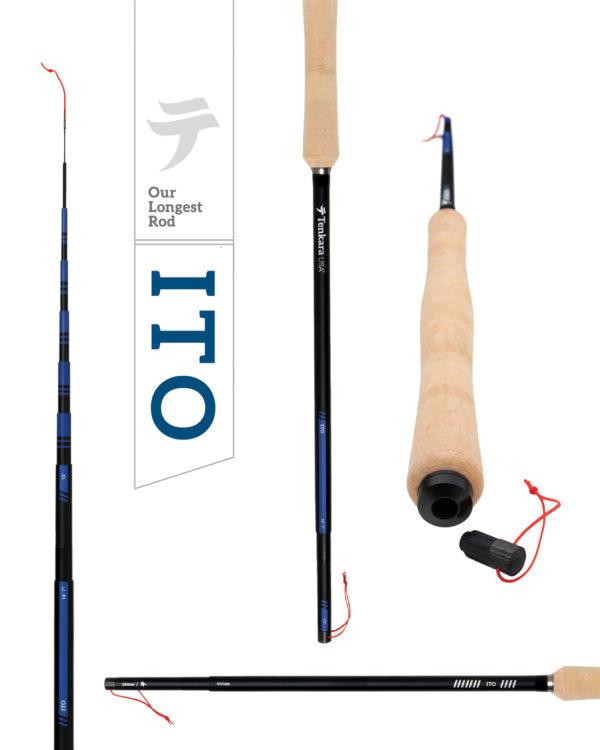 TenkaraUSA Ito Fly Rod