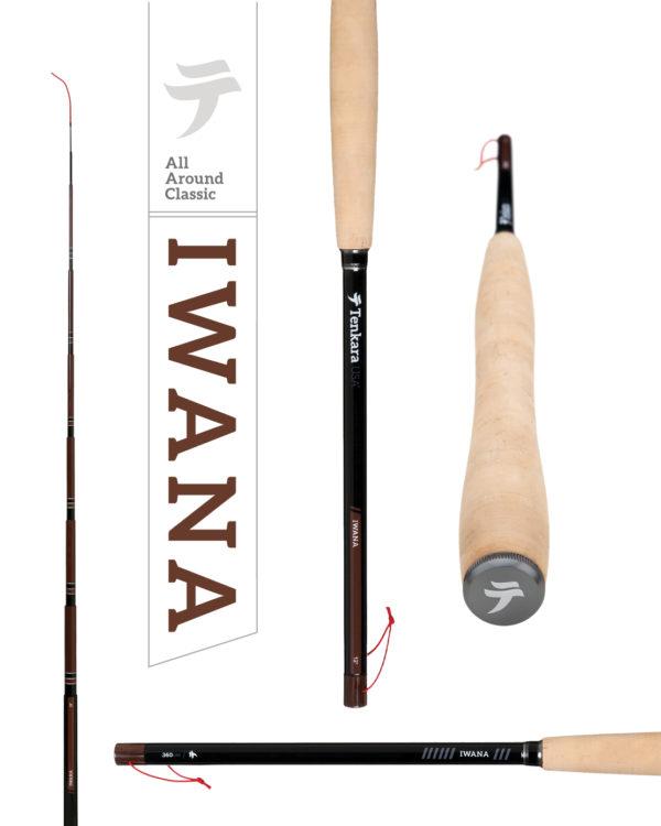 TenkaraUSA Iwana Fly Rod