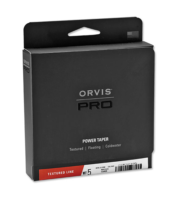 Orvis PRO Power Taper Textured Line