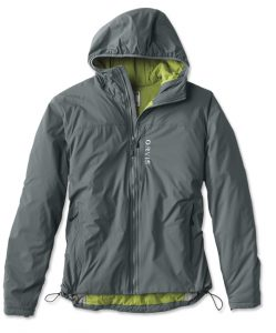 Orvis Men's PRO Insulated Hoody in Turbulence