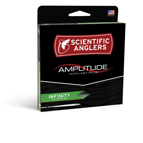 Scientific Anglers Amplitude TEXTURED Infinity Fly Line