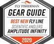 Fly Fisherman Best New Fly Line Award