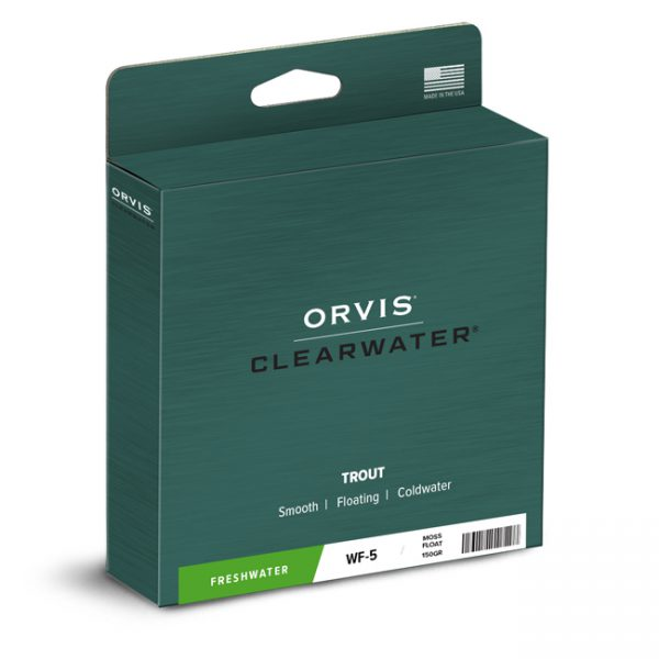 Orvis Clearwater Fly Line -NEW