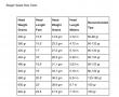 Orvis Mission Skagit Head Size Chart