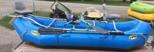 NRS Otter Self-Bailing Raft