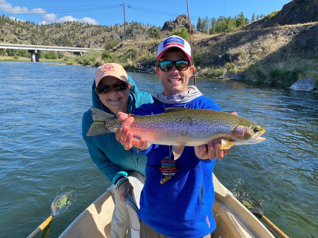 Missouri River Trophy fishing
